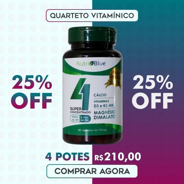 quarteto vitaminico