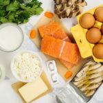 Quais os alimentos que contêm vitamina D