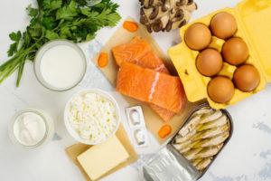 quais alimentos contem vitamina d